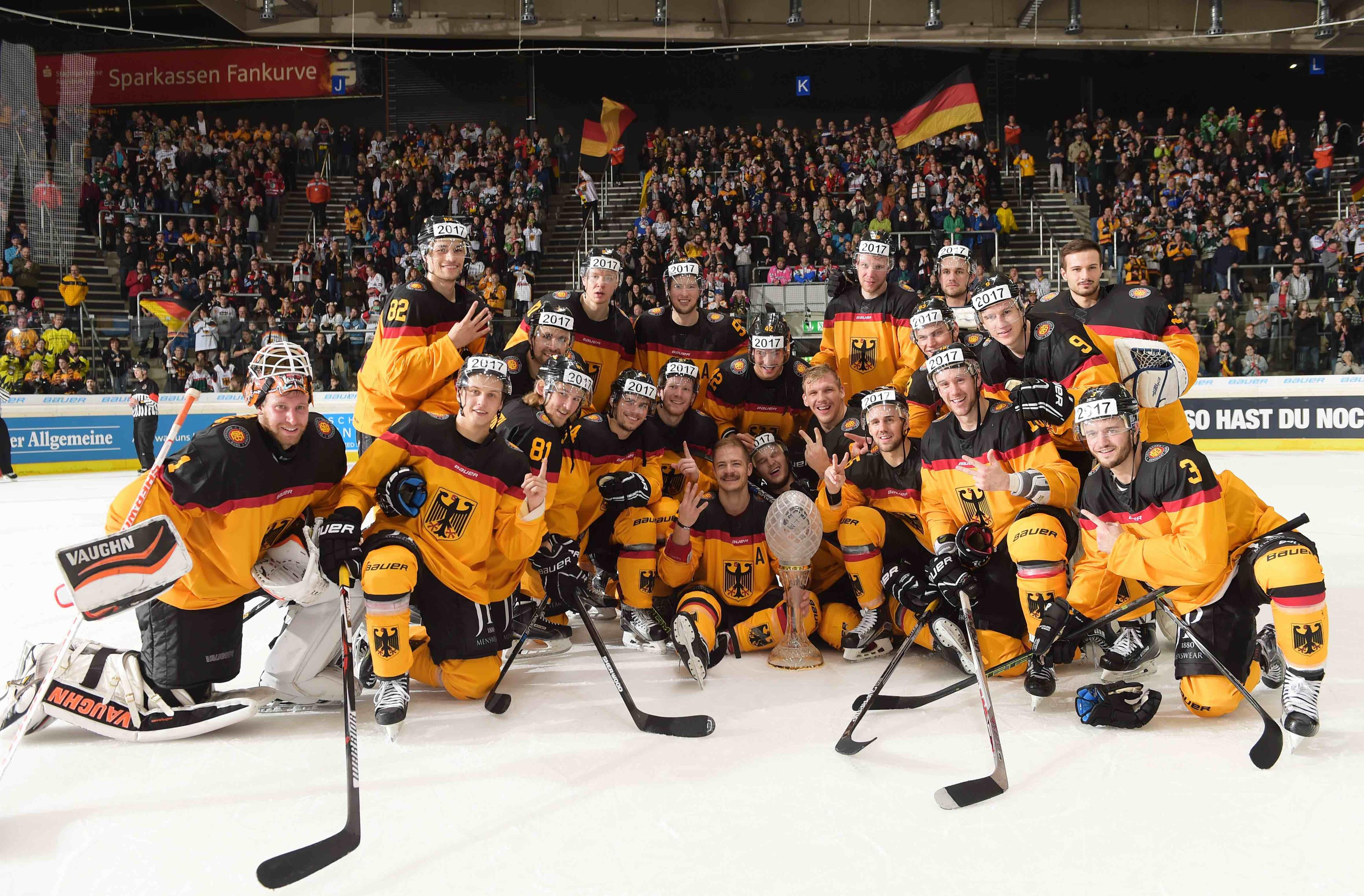 New Partnership With German Ice Hockey Federation Firstbeat