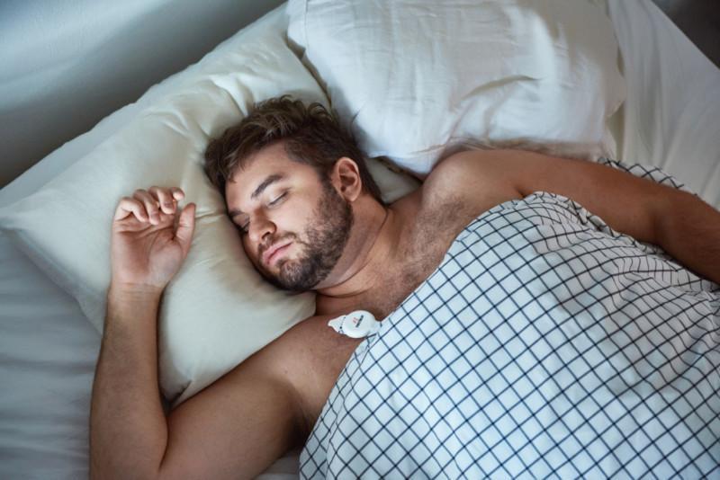 Firstbeat Life sleep monitoring