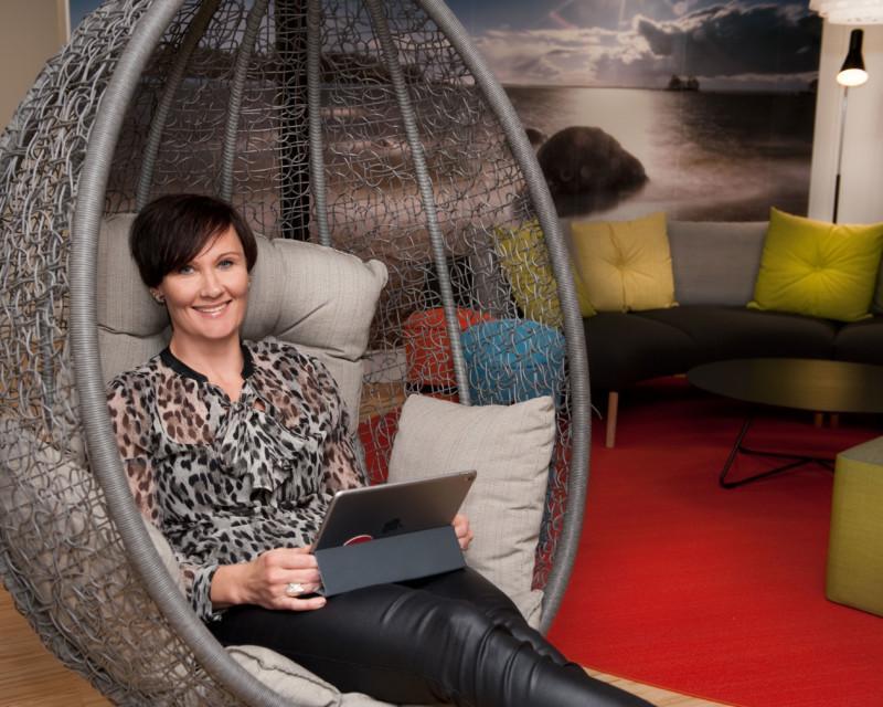 Firstbeat Life case OP Financial Group Susanne Vesala
